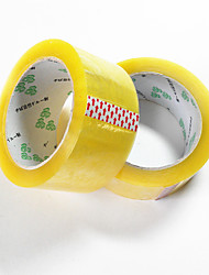 Wide 4.8CM Transparent Sealing Tape Packing Tape Sealing Tape Packing tTape Warning