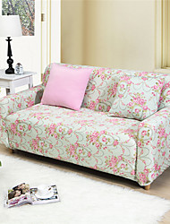 Flowers multifunctional all-inclusive full sofa cover slip cover stretch fabric elastic solid color sofa case