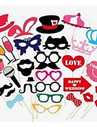 Hard Card Paper Wedding Decorations-31Piece/Set Unique Wedding Décor Wedding / Birthday Garden Theme