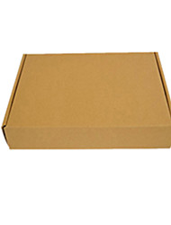 Yellow Color Other Material Packaging & Shipping Packing Boxes A Pack of Three