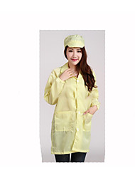 Anti-Static Clothing,Size:XL,Back Length: 73 Bust: 123 Shoulder: 52 Sleeve: 63, for Height: 174-177