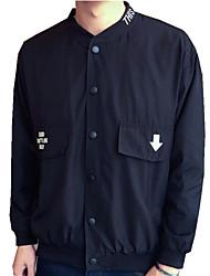 DMI™ Men's Mock Neck Print Casual Jacket(More Colors)