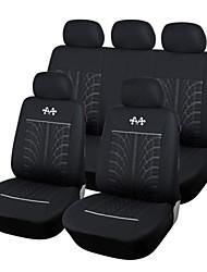 autoyouth neuen Stil geprägt Polyester Autositzbezug universell passend für die meisten Sitzschutz Auto Zubehör für das Interieur
