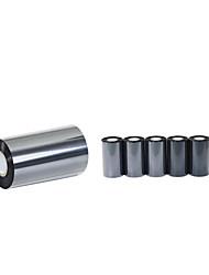 fita de resina D500, fita código de barras, animal de estimação, 110mmx300m pvc