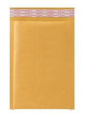 jaune sac enveloppe à bulles kraft de colis par avion d'enveloppe faites courrier des sacs postaux personnalisés place un paquet de dix