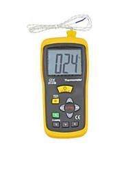 (Диапазон измерения: -50 ℃ ~ 1300 ℃ / -58 ℉ ~ 2000 ℉ / 223k ~ 2000k) Тип контакта прибор измерения температуры