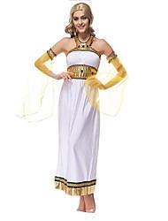 Costumes de Cosplay / Costume de Soirée Princesse / Déguisements Thème Film/TV Fête / Célébration Déguisement Halloween BlancCouleur
