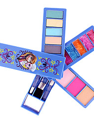 Frozen Children Cosmetics Set girl Toy Palette Eyeshadow