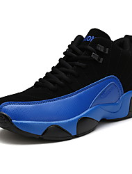 Men's Basketball Shoes AIR Ankle Shoes Professional Sneakers Black