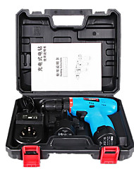 Power Lithium Battery Cordless Drill(Plug-in AC - 220V)