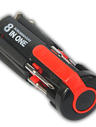 8 in 1 Multi Portable Screwdriver Tool Set