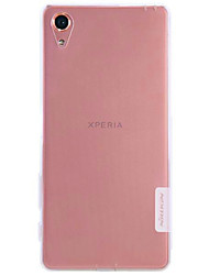 Nillkin Semi Transparent TPU Soft Package for  Sony Series