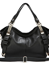 Women Cowhide Casual Shoulder Bag / Tote