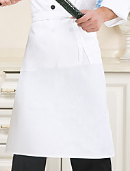 The Hotel Chef Clothing Overalls Aprons Solid Color Optional