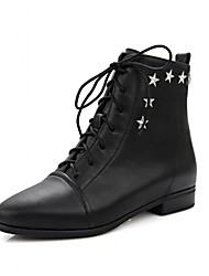 Women's Heels Spring / Fall / Cowboy / Western Boots / Riding Boots / Fashion Boots / Motorcycle Boots / Bootie / Combat