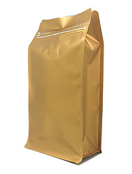 Gold Color Other Material Packaging & Shipping Ziplock Bags 3 Packs