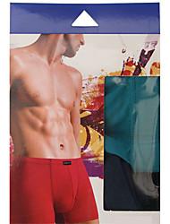 New Fashion Men's Cotton Underwear Health 2 Colour(2 Pcs/Box)