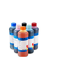 EPSON Printer Ink A Pack Of 4 Boxes, Each Box Different Colors, Namely: Black, blue, red, yellow, shallow blue, pale red