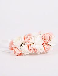 Oufulga Korea Brides Wrist Flowers Bridesmaid Wrist Flowers