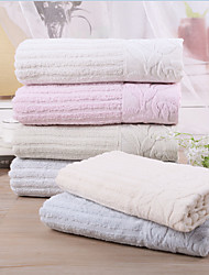 """1 PC Full Cotton Bath Towel 27"""" by 55"""" Super Soft Strong Water Absorption Capacity"""