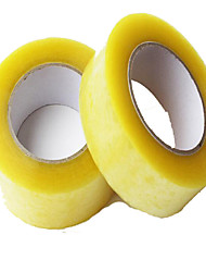 Yiwu Factory Direct High Viscosity Sealing Tape Sealing Tape Transparent Tape Taobao Special