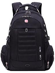Men Backpack Nylon Casual Black