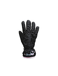 Ski Gloves / Cycling Gloves Winter Gloves Unisex Keep Warm / Waterproof Snowboarding Red Cotton / PU Free Size