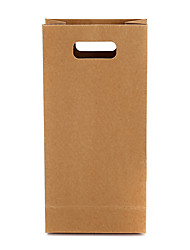 Brown Color Other Material Packaging & Shipping Bags 5 Packs