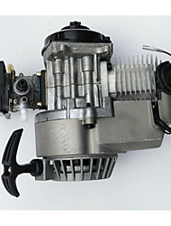 Automotive Supplies Mini Two Stroke Motorcycle Engine 49CC Gasoline Engine