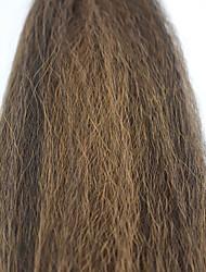 #1 / n ° 4 / #1B Jumbo Extensions de cheveux 48 Kanekalon 2 Brin 0.057 gramme Braids Hair