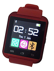 Wearables Smart Watch , Bluetooth4.0/WIFI / Media Control/Message Control /Activity Tracker/Alarm