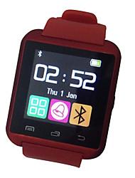 Предметы одежды - Смарт Часы - Bluetooth 4.0/WIFI - Медиа контроль/Контроль сообщений - дляДатчик для отслеживания активности/Датчик для