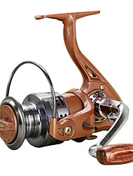 Spinning Reels 5.5/1 13 Ball Bearings Exchangable Spinning / Lure Fishing-MS1000-4000 YUMOSHI