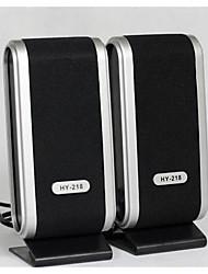 PC-Lautsprecher Mini-Stereo-USB-Schnittstelle Notebook Desktop-Lautsprecher Car-Audio