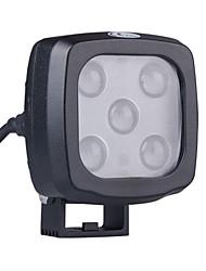 2pcs 9-60v cree 15W 3000lm de engenharia liderado trabalho lâmpada escavadeira levou luz de aviso bulldozar levou lâmpada de trabalho