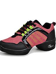 Damen-Sneaker-Lässig-Stoff-Flacher Absatz-Komfort