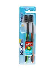 brosses à dents super doux, des adultes par medline pour deux préférentiel