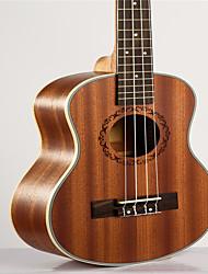 26 tommer lille guitar fire-strenget guitar