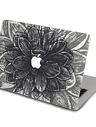 MacBook Front Decal Sticker Flower For MacBook Pro 13 15 17, MacBook Air 11 13, MacBook Retina 13 15 12