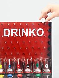 Европейская популярная серия питьевой падение весело круглый игра винный бар игрушки