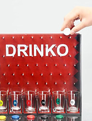 diversión europeo potable popular serie de caída juego ronda juguetes bar de vinos