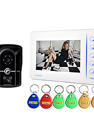 Credit Card Type 7 Inch Visual Doorbell