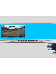 patrick tacógrafo lente dupla hd de visão noturna infravermelha noite visão 1080p grande angular espelho rainha