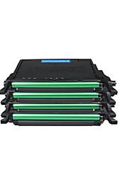 adapté pour samsung clp-620ND 670N 670 CLX-6220FX 6250 cartouche de toner clt-k508l