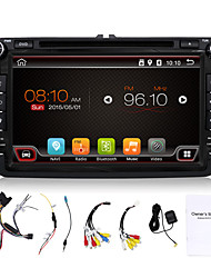 4 Cores 8'' Car DVD Player GPS Navi BT Radio in Dash Built-in 3G/Wifi SWCFull Functions for VW