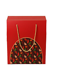 boda para requisitos particulares caja portátil (un paquete de 5), puede becustomized, tamaño: 30 * 30 * 30 cm