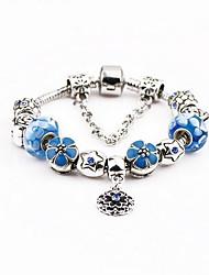 Femme Charmes pour Bracelets Bracelets de rive Mode Gemme Bijoux Bijoux Pour