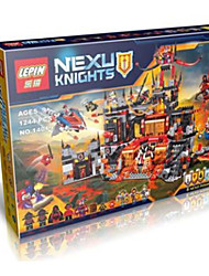 Knights of the future building blocks assembled nest