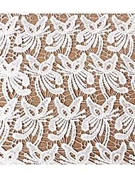 White Jersey Crafts Poly/Cotton White