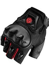 Scoyco Half-Finger Gloves Motorcycle Gloves Electric Car